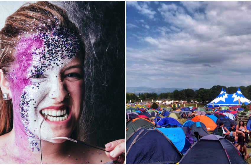 Where can you buy biodegradable glitter for festivals?