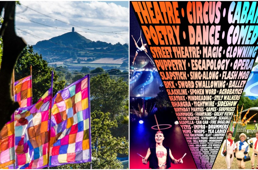 Glastonbury 2019: Theatre & Circus line-up features Nish Kumar and Jonathan Pie