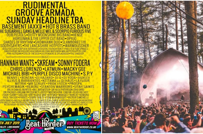 Beat-herder Festival announces next wave of acts for 2019