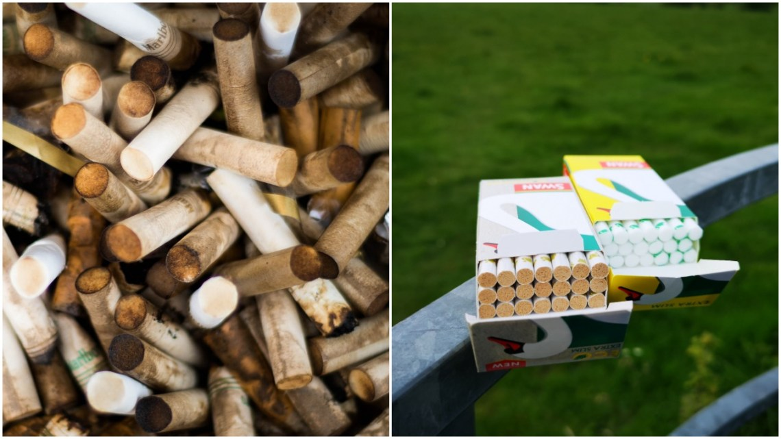 Switch to biodegradable filters