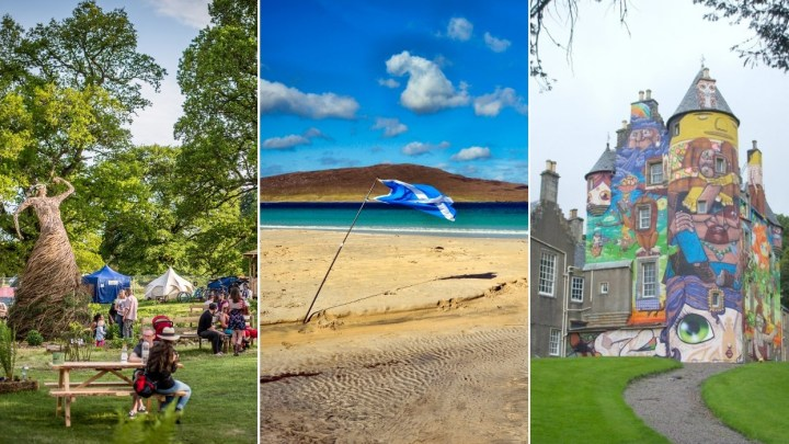 Scotland Festivals