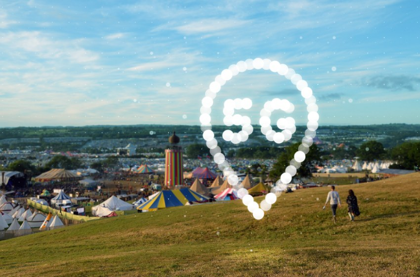 EE will start selling 5G phones in time for Glastonbury