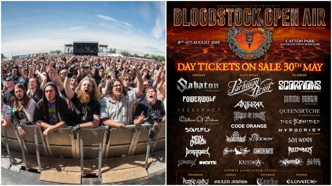 Bloodstock day splits