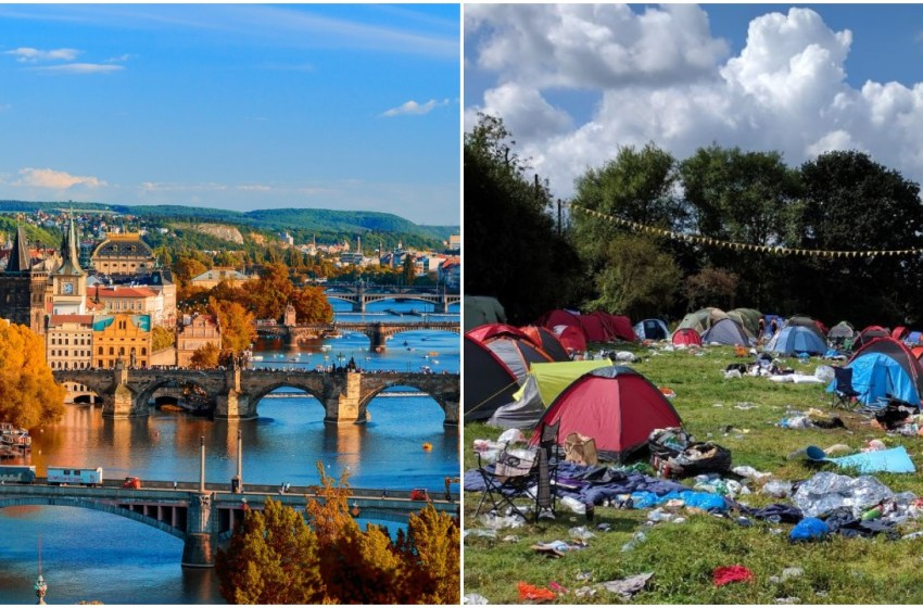 Prague bans single-use plastic at music festivals