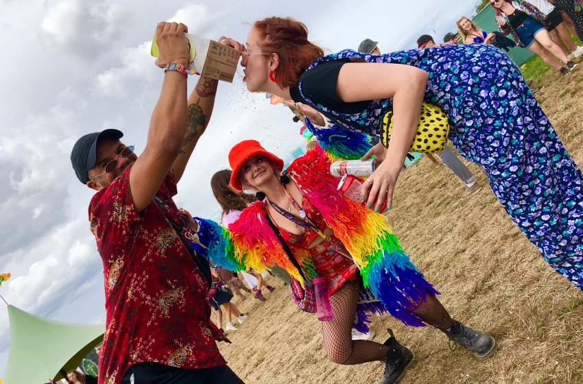 50 of the best-dressed citizens from Boomtown 2018