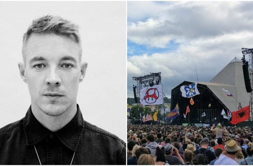 Glastonbury: Is Diplo playing a secret set or has he dropped out?