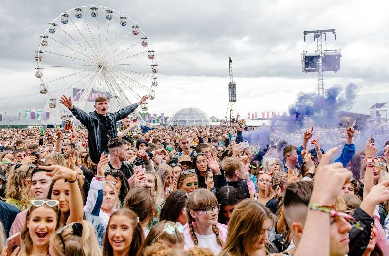 Parklife 2020: 10% student discount on weekend tickets