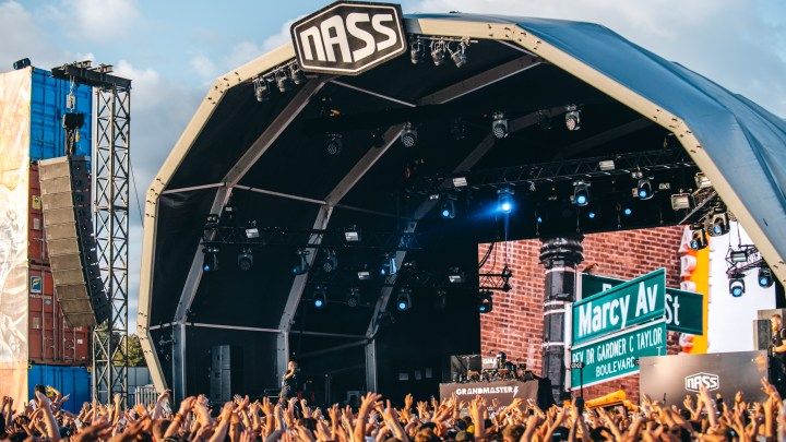 NASS Festival Main Stage Friday 2019