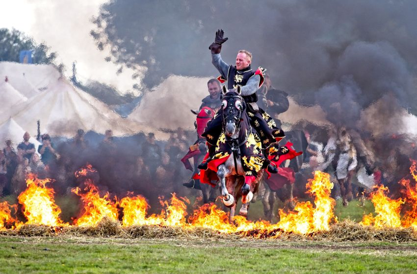 England's Medieval Festival comes to Sussex this August bank holiday