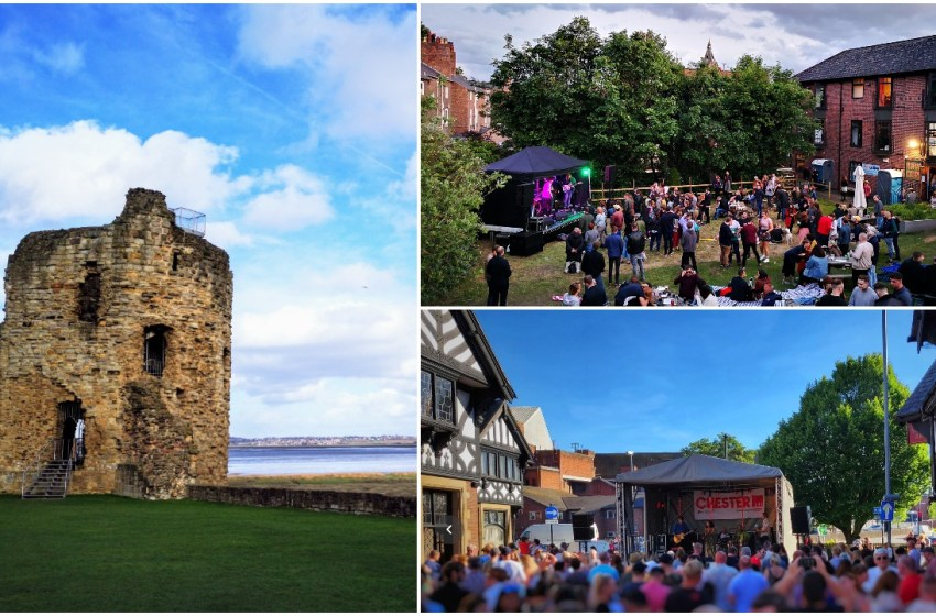 Music festivals coming up across Chester and North Wales this summer