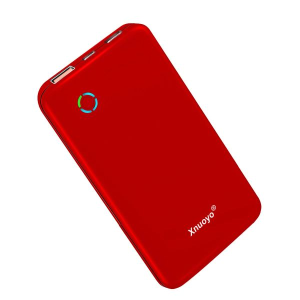 10,000mAh Red Power Delivery Power Bank