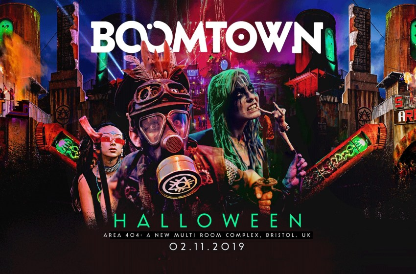 Boomtown Halloween tickets have sold out in just 13 minutes