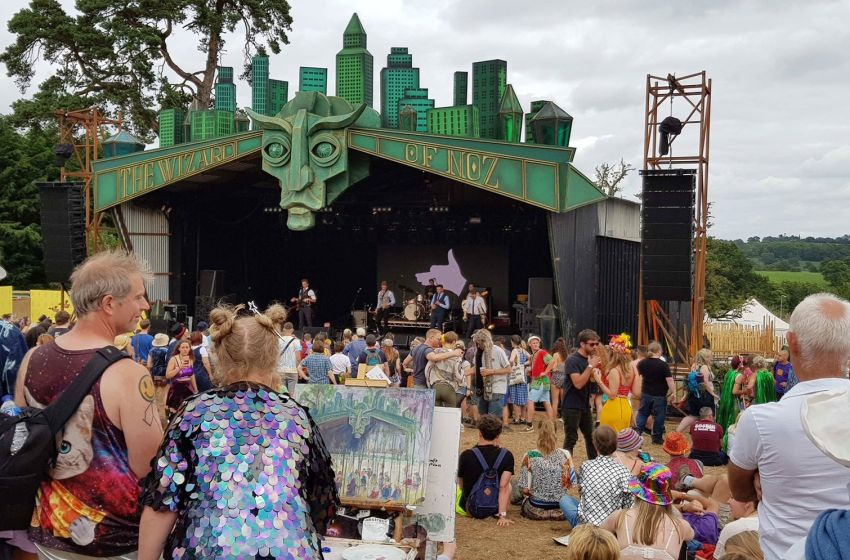 Nozstock: The Hidden Valley review 2019