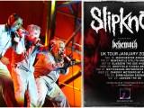 Slipknot UK Arena Tour 2020
