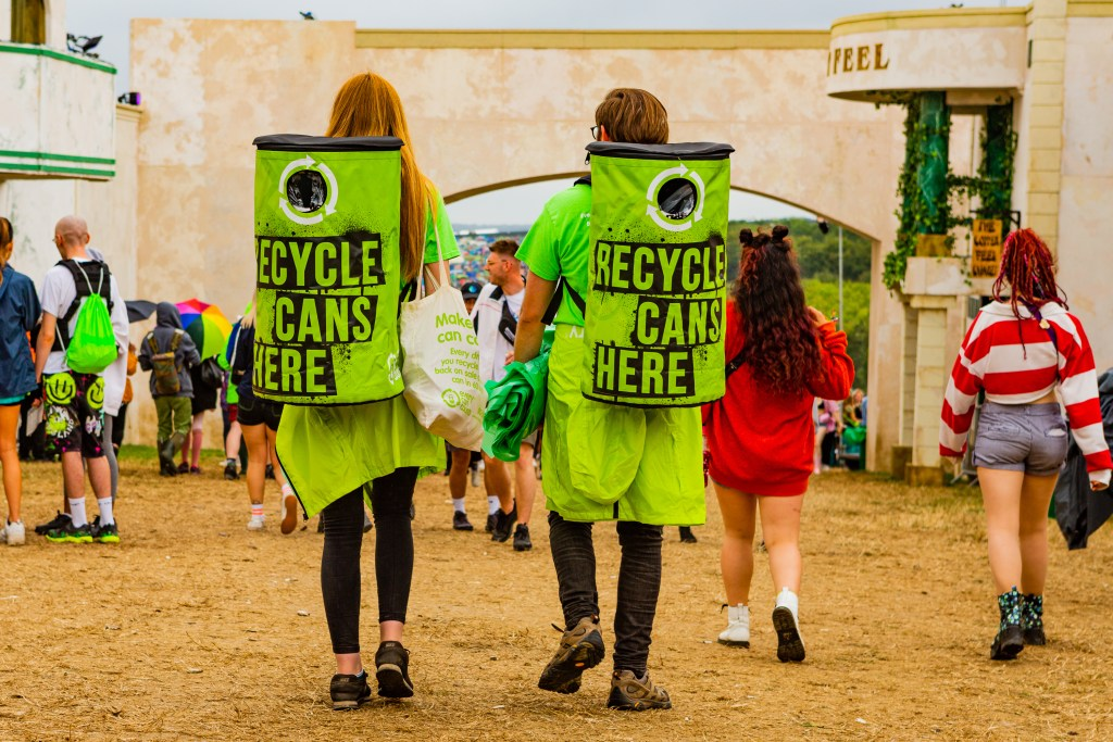 Boomtown can recycling patrol 2019