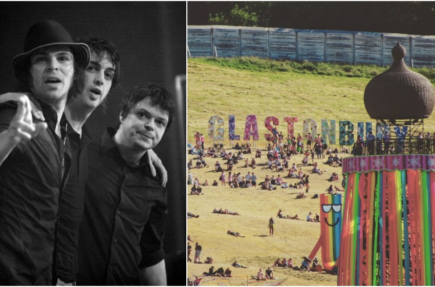 Glastonbury: Supergrass have reformed to play Pilton Party tonight