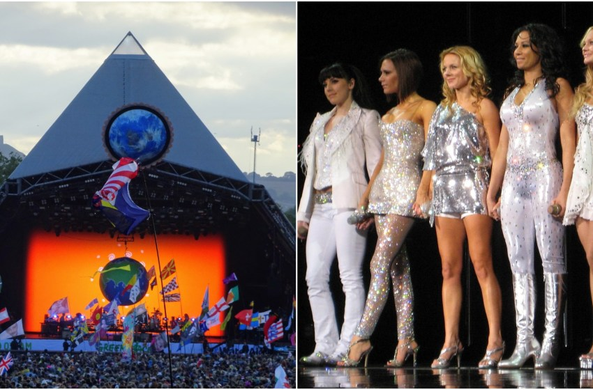 Mel B says 'all five' Spice Girls could perform at Glastonbury