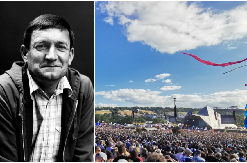 Paul Heaton says he'll 'hopefully' be at Glastonbury 2020