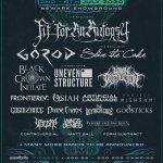 Tech Fest 2020 line-up poster