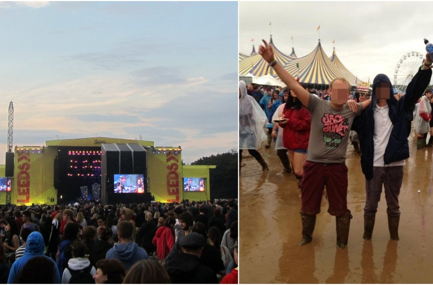 35 people were arrested for drug dealing at Leeds Festival this year