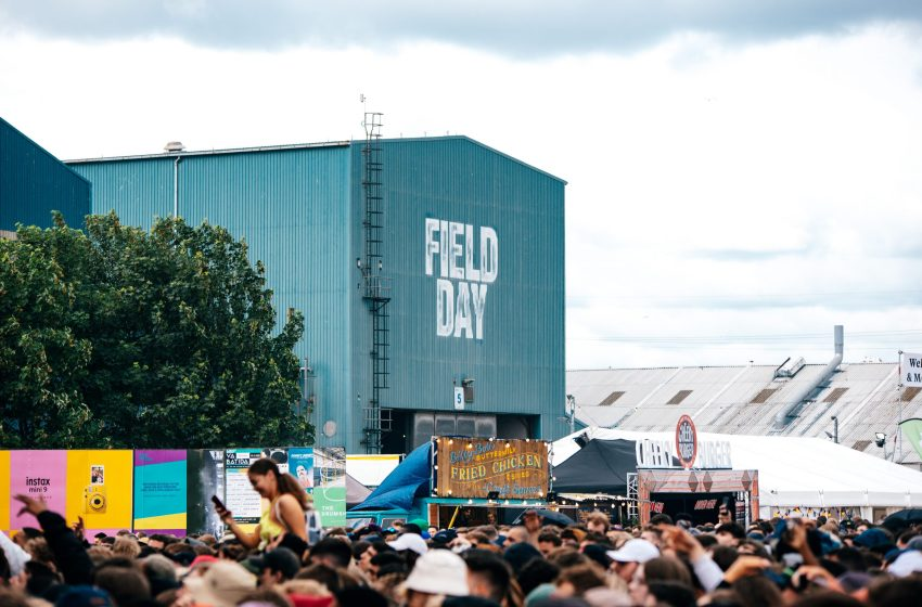 Full line-up revealed for Field Day 2020