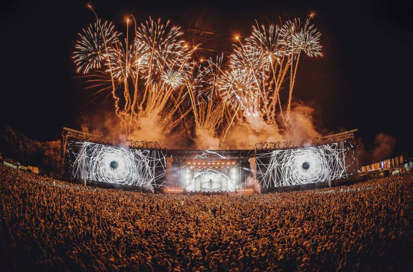 The Chainsmokers will headline the Arc at Creamfields 2020