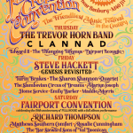 Fairport Cropredy Convention 2020 line-up poster
