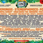 Kendal Calling 2020 line-up poster