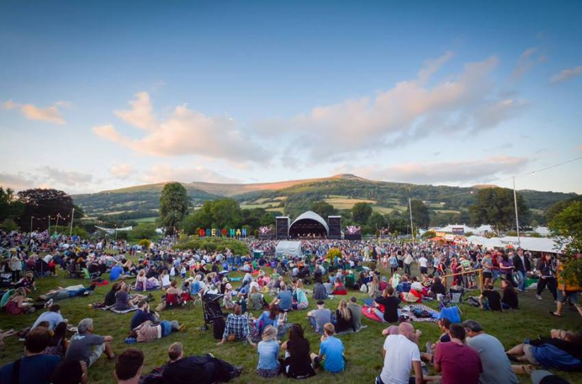 Line-up poster revealed for Green Man 2020