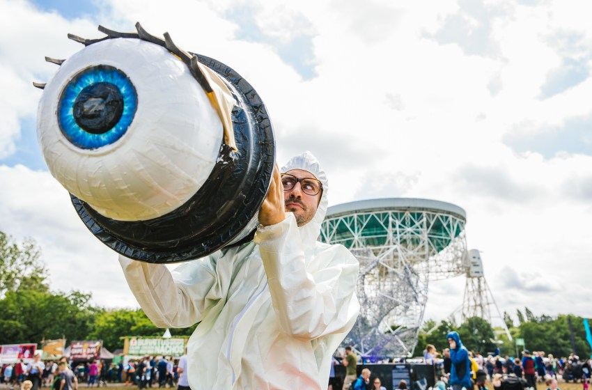 bluedot Announces 'A Weekend In Outer Space'