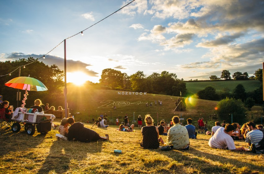 Nozstock The Hidden Valley postponed until 2021