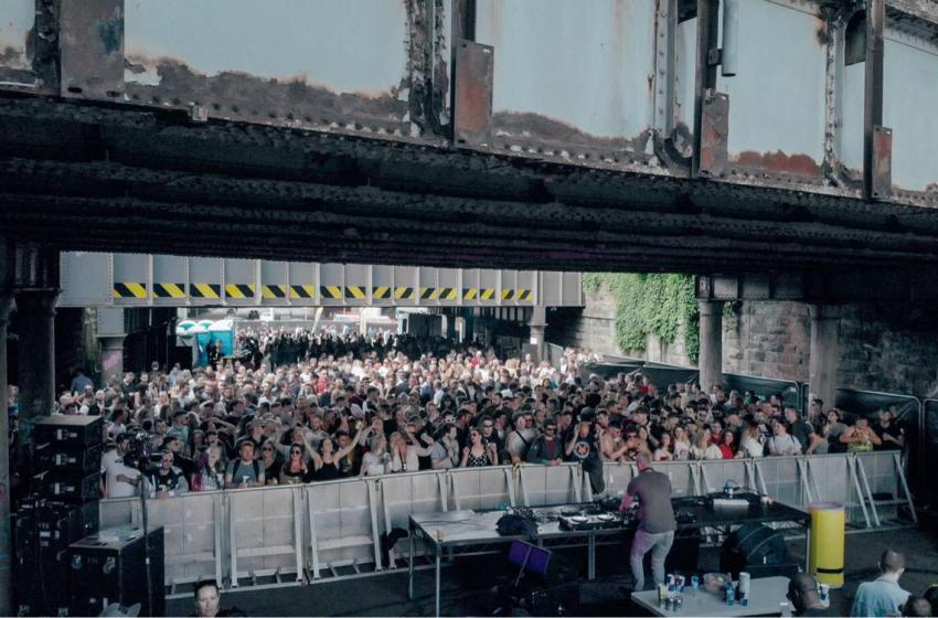 Platform 18 announce online festival with Jackmaster, Domenic Cappello and Fraz:ier