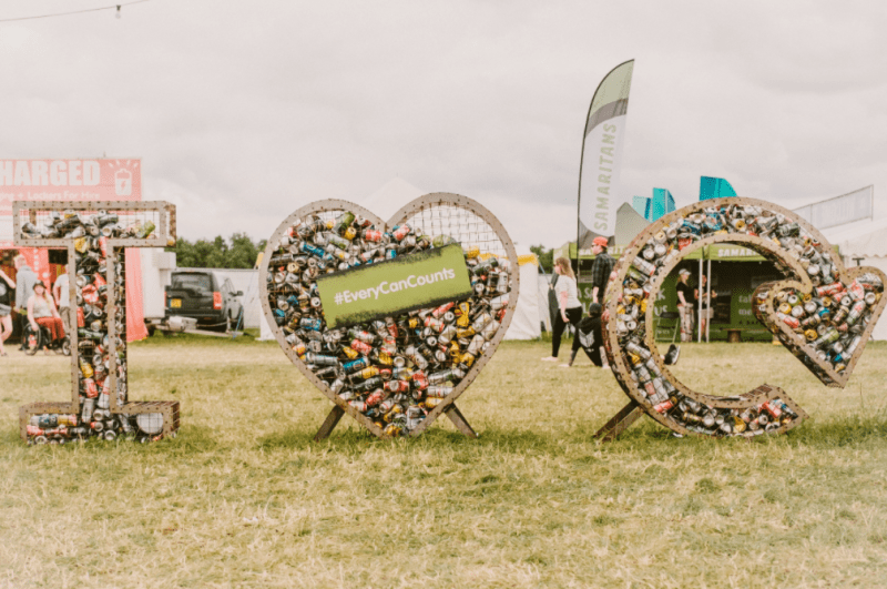2000trees cans recycling