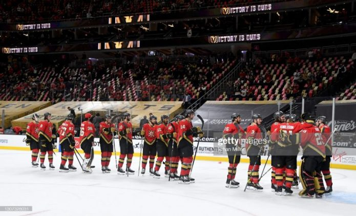 Mark Stone Records 2 More Points in Vegas Win