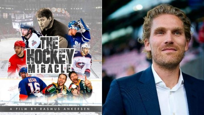 """Rasmus Ankersen Joins TheFHN to Discuss """"The Hockey Miracle in the Middle of Nowhere"""