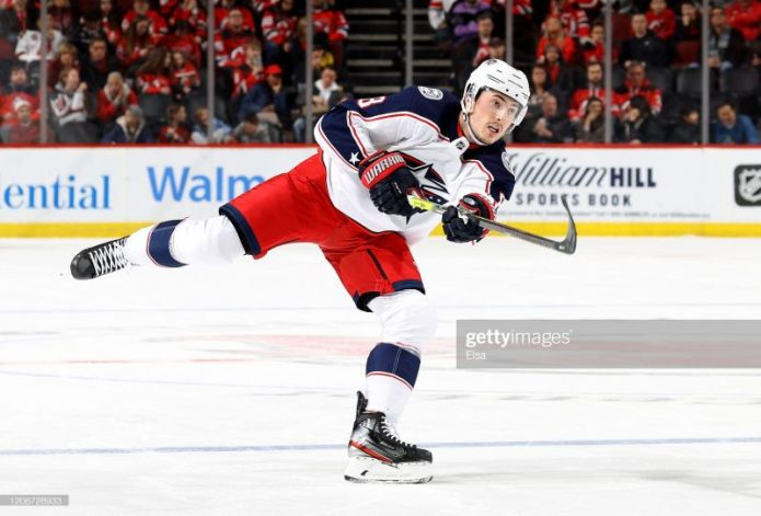 Blue Jackets Finally Have A Star That Wants to Stay in Zach Werenski