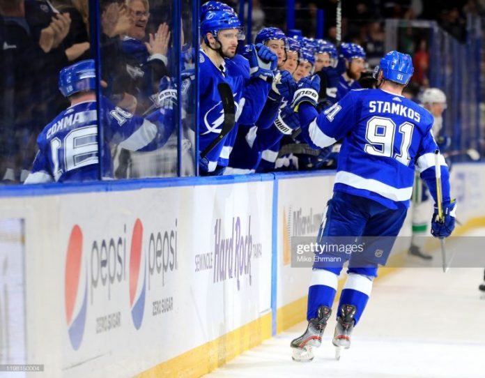 Tampa Bay Lightning Undefeated in 2021 Prospect Showcase