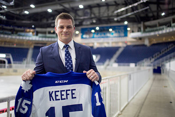 """""""Keefe Stays a Leaf"""" Signs New Two-Year Extension"""
