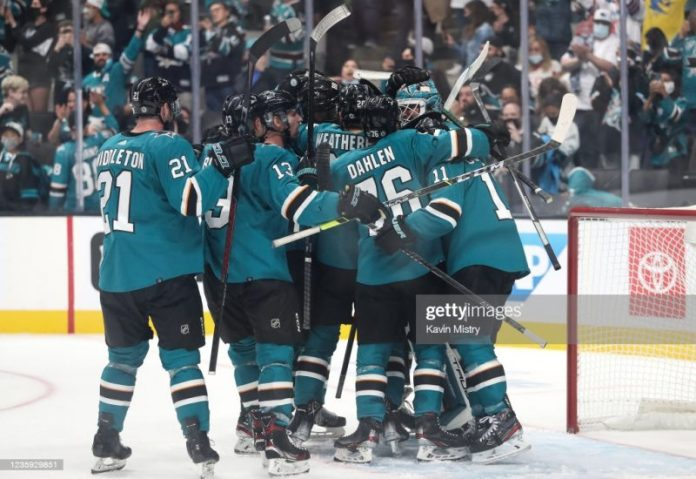 Rookie's Dazzle in Debut as Sharks Comeback to Down the Jets 4-3