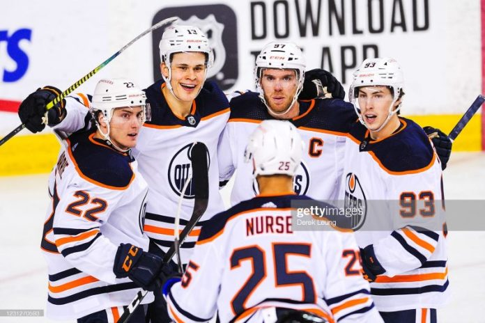 What Will the Oilers' Opening Night Roster Look Like?