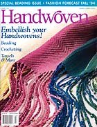 Handwove Mar Apr 2004