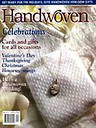 Handwoven Sep Oct 2001