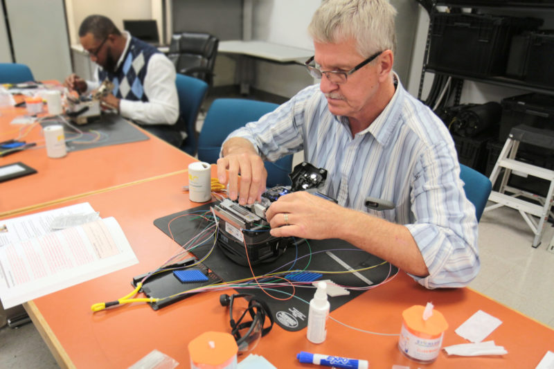 Awesome The Fiber School Fiber Optic Training And Certifcation Wiring 101 Tzicihahutechinfo