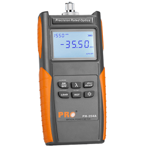PM-200 Series Optical Power Meter