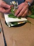 Layering a bundle