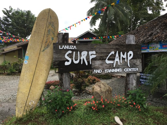 Lanuza: First Surfing Trip