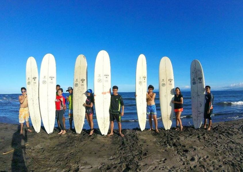 Sabang Daguitan Surf Camp. Dulag, Leyte, Philippines Outdoor Activities
