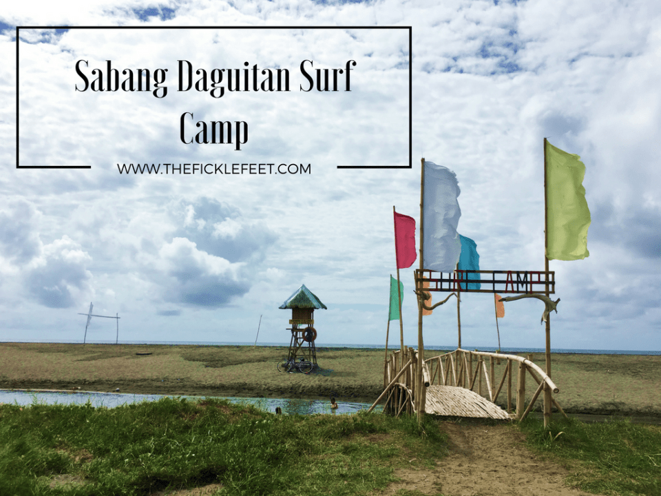 Sabang Daguitan Surf Camp
