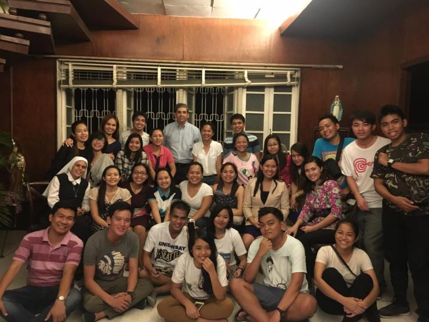 Island Mission Day: Strong waves of Testimonies