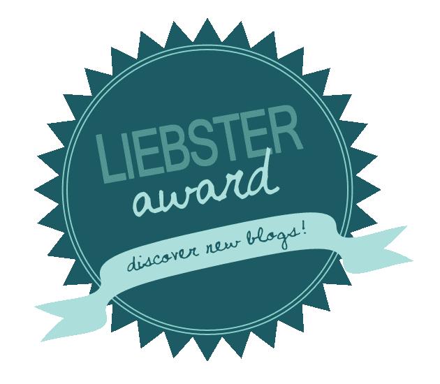 Liebster Award!